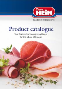 katalogos Hein